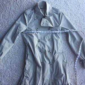 Burberry Coat.  Size 8